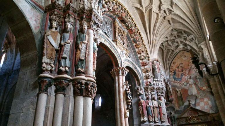 La Catedral de San Martiño de Ourense