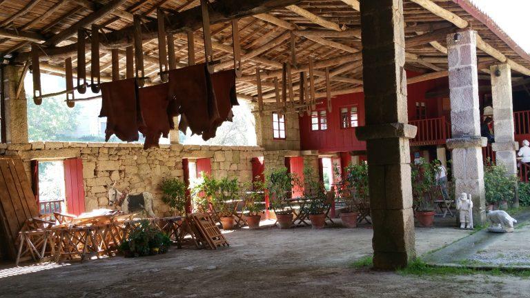 Visita a Allariz-Casco Histórico