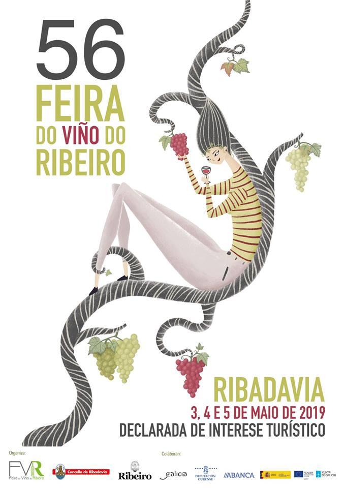 Feira do Viño do Ribeiro 2019